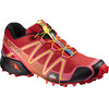 Salomon W's Speedcross 3 Shoes Radiant Red/Madder Pin/Yellow